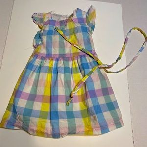Fun Pastel dress! Carters kid 4